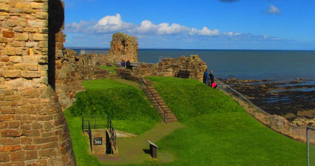 St Andrews Castle